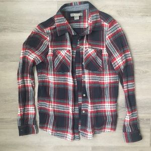 Natural reflections women's flannel